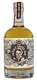 Spiced Rum Santa´s  - Spirituose 37,8% vol ***Neu***